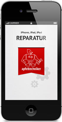 iPhone 4 Reparatur